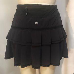 Lululemon Pleats Skirt
